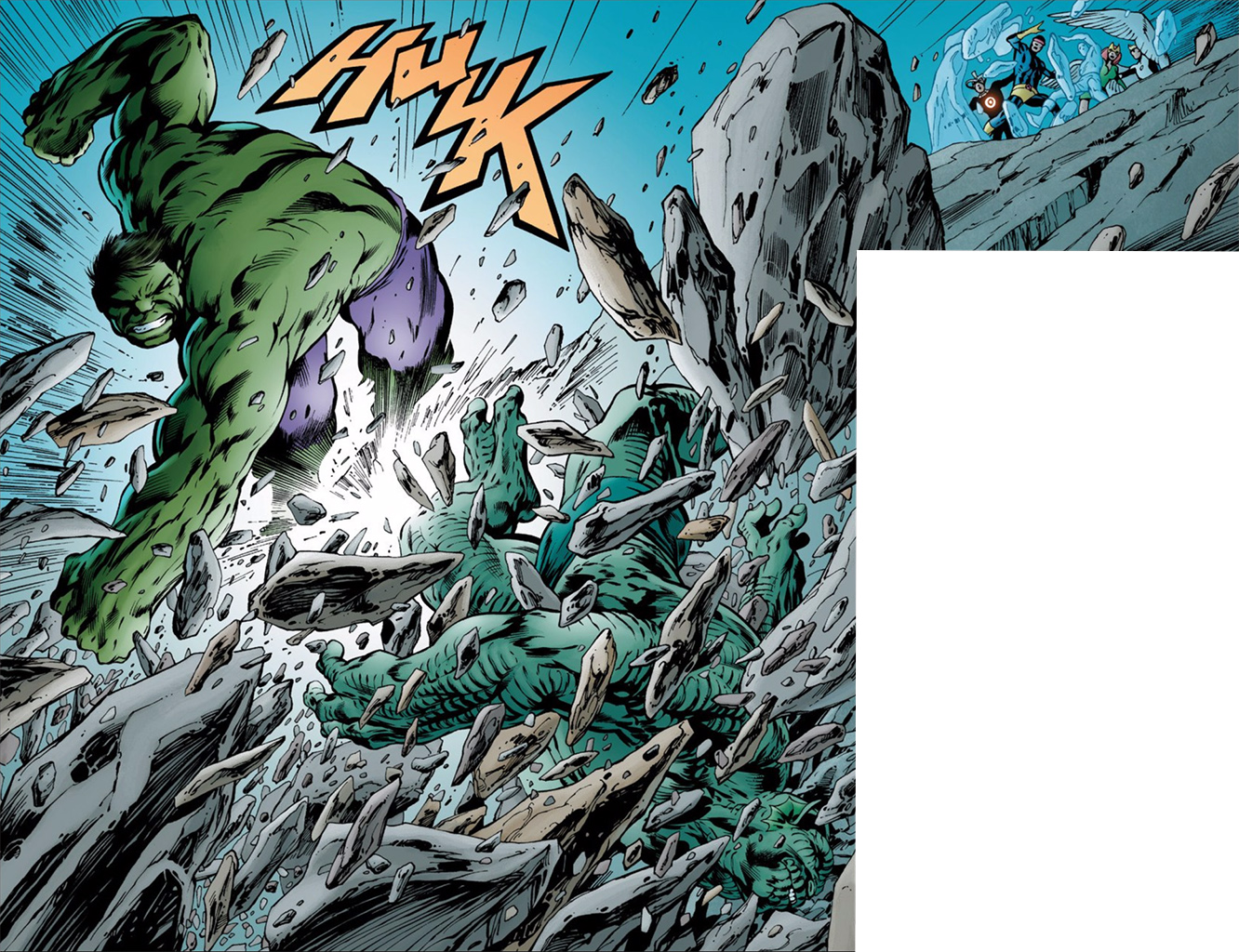 The Scott and Jean Archives | Savage Hulk #2