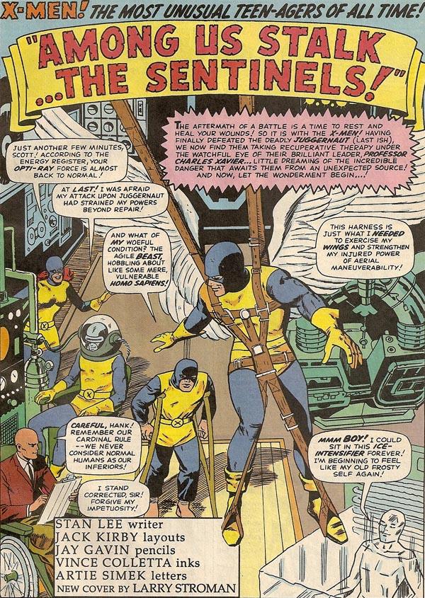 The Scott And Jean Archives Uncanny X Men Vol 1 14