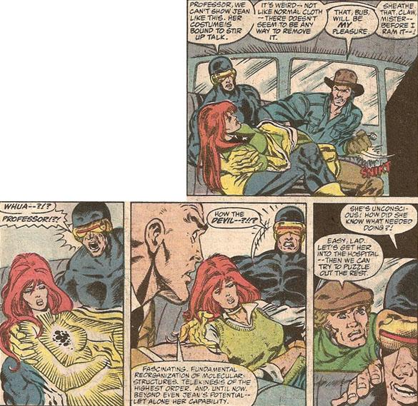 The Scott and Jean Archives | Uncanny X-Men (Vol 1) #101