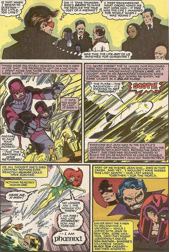The Scott and Jean Archives | Uncanny X-Men (Vol 1) #138